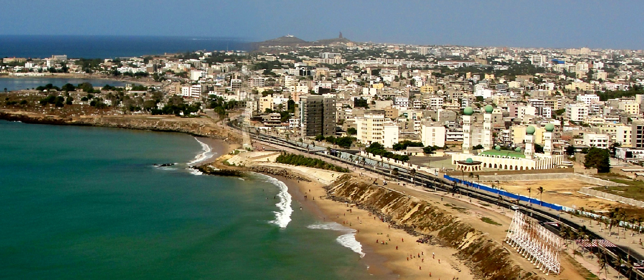 Dakar. Photo credit: Jeff Attaway@flickr