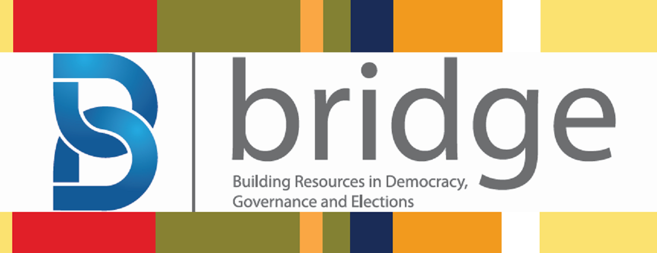 BRIDGE workshop on media and elections for Libyan journalists.