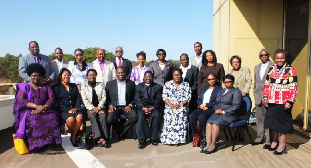 New Commissioners Orientation 2016, Harare, Zimbabwe. Photo credit: International IDEA.