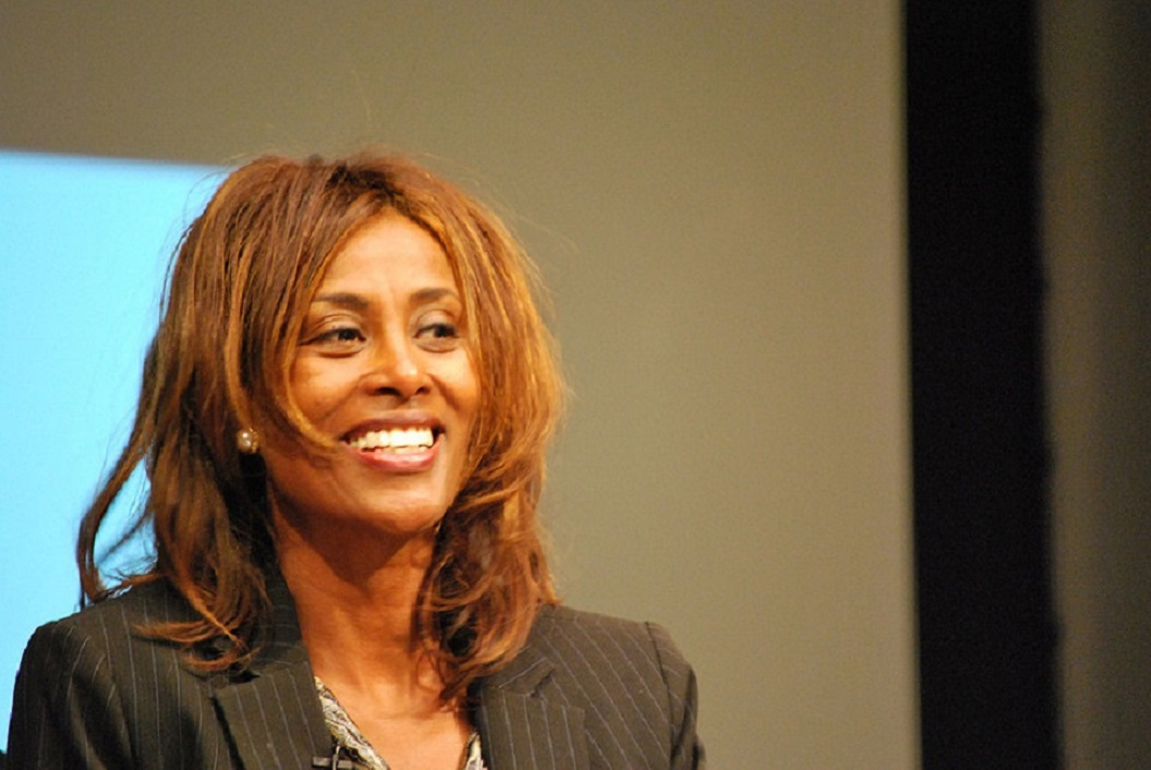 Ethiopia's first female Supreme Court President Meaza Ashenafi. Image credit: Wikimedia Commons