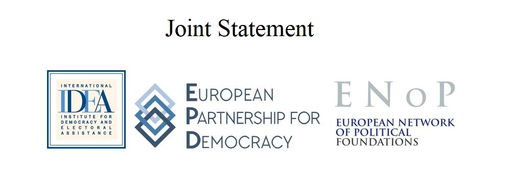 Joint statement on the European Commission's proposal for the