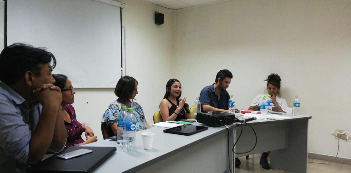 Panel de Activismo Político