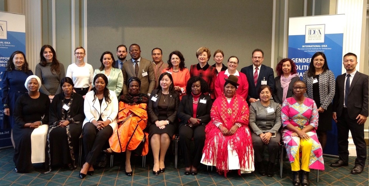 Inter-Regional Roundtable on the Intersections between Gender and Political Finance
