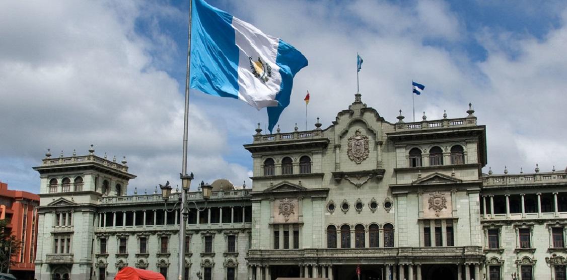 The National Palace, Guatemala. Image credit: Gus MacLeod@Flickr