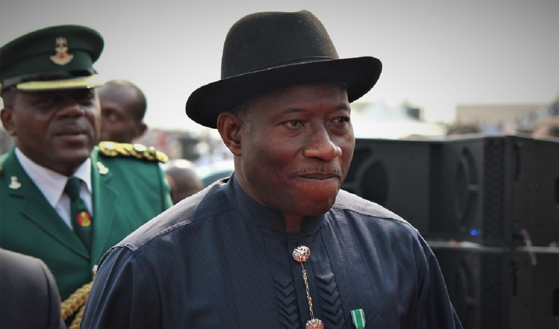 ECOWAS mediator and former Nigerian President Goodluck Jonathan. Image credit: U.S. Embassy-Ghana@flickr