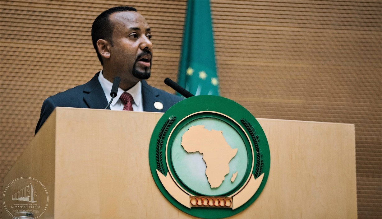 Image credit: Office of the Prime Minister - Ethiopia