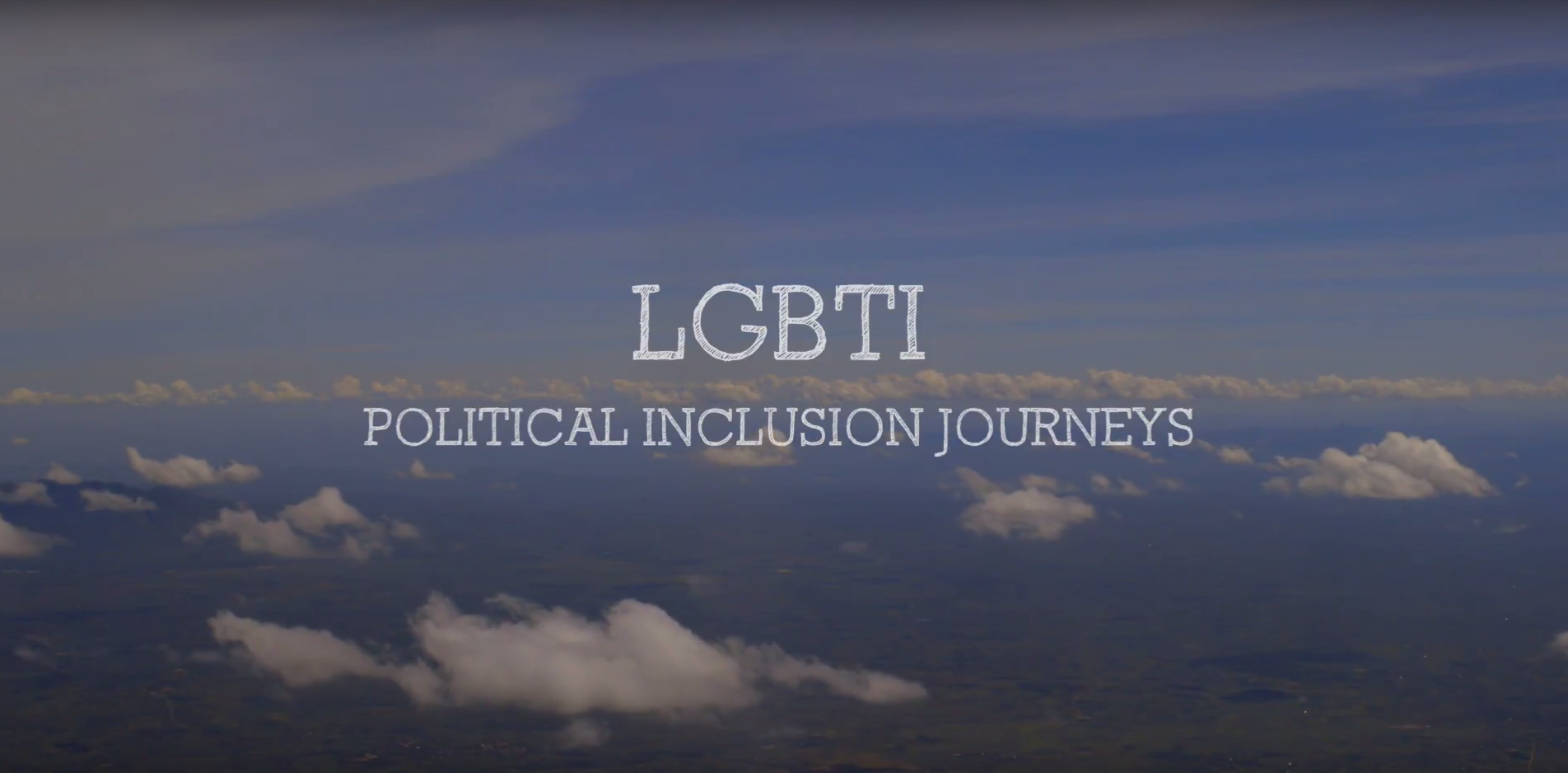 Still from 'Political Inclusion Journeys'