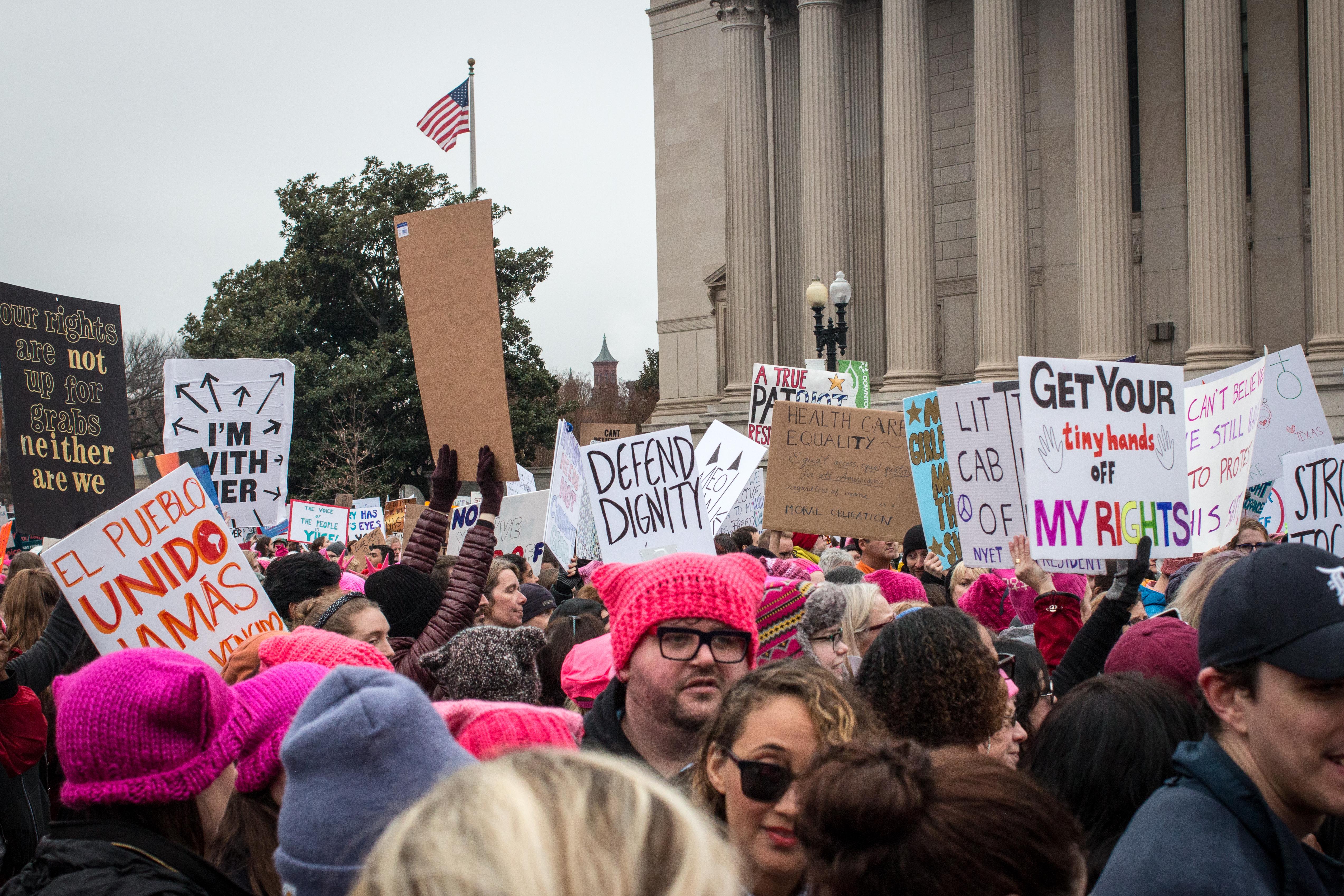 Washington, D.C. Women's March