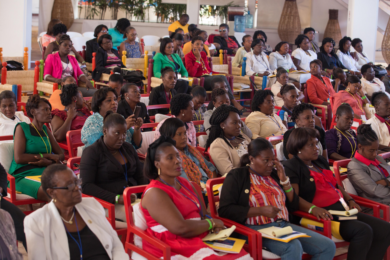 National Conference of Haiti's Female Mayors