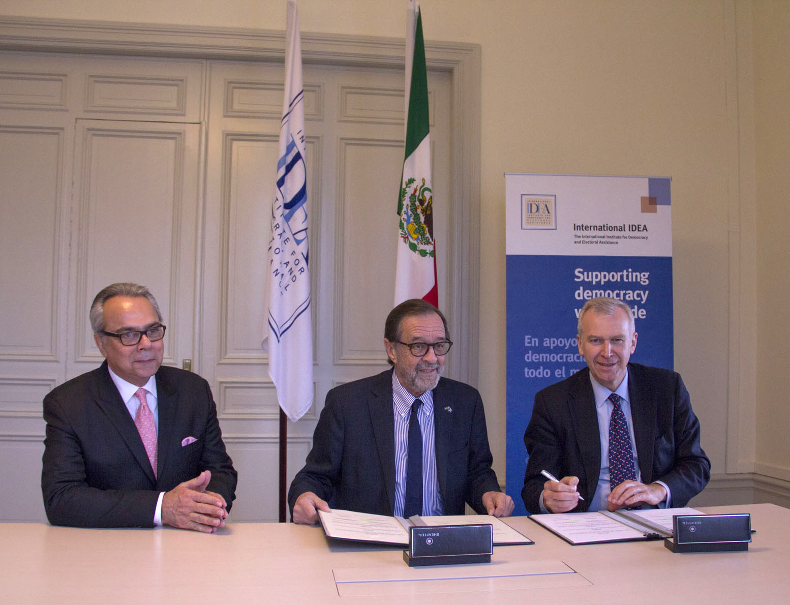 M xico e idea internacional firman acuerdo de pa s sede for Idea casa latina