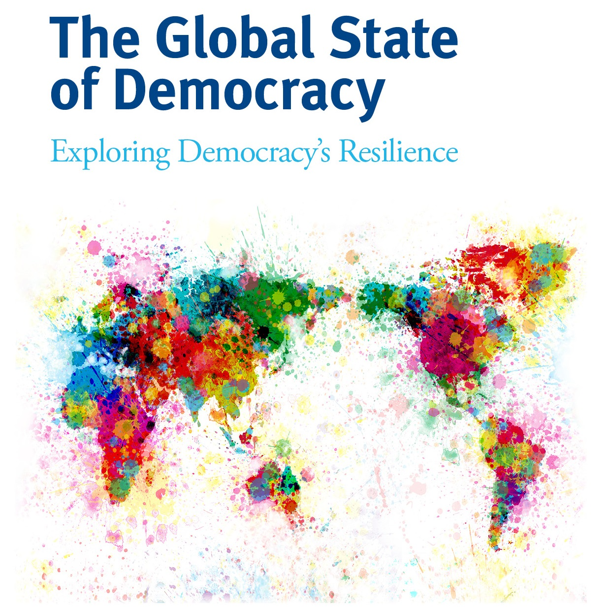 democracy at a crossroads according to new international idea