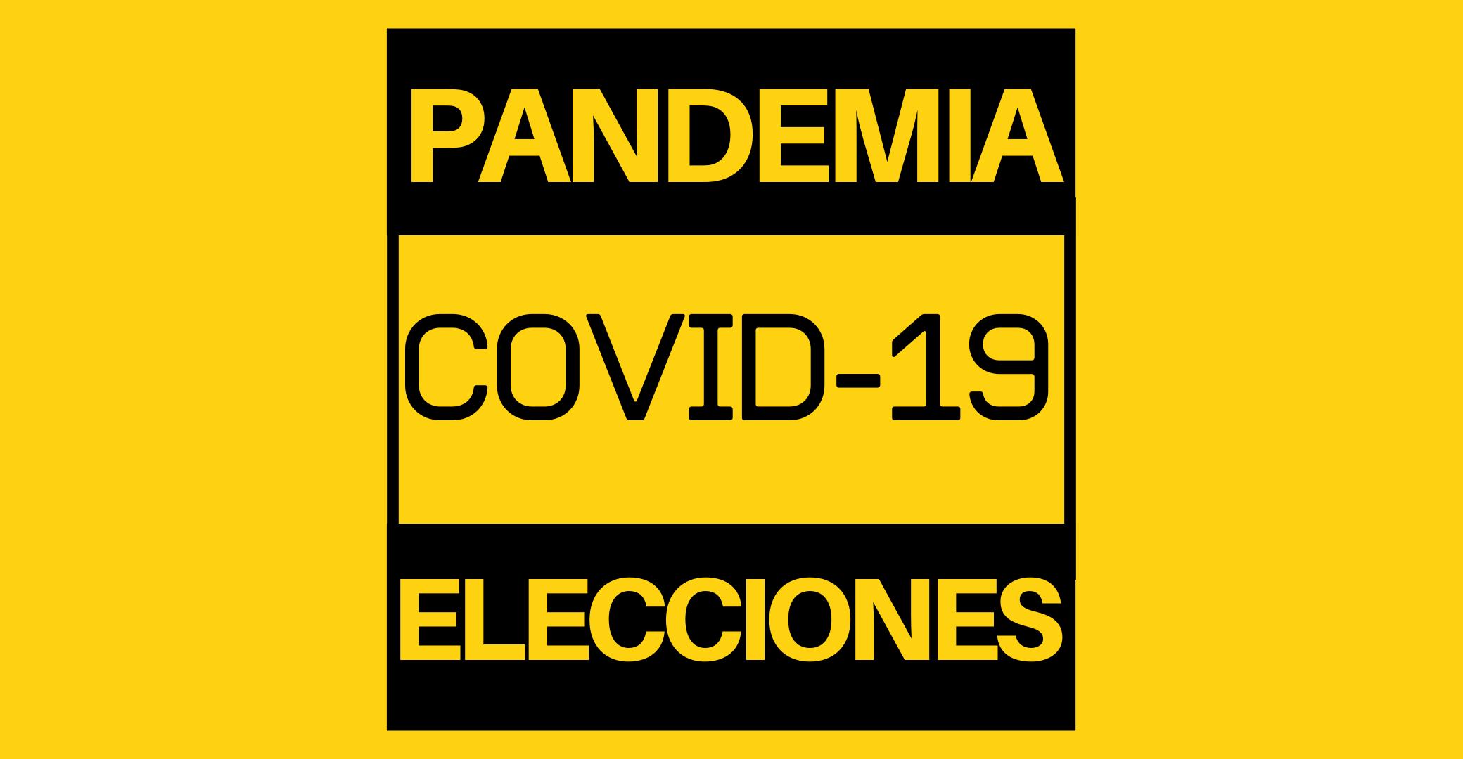 Elecciones durante el COVID-19: Consideraciones sobre cómo ...
