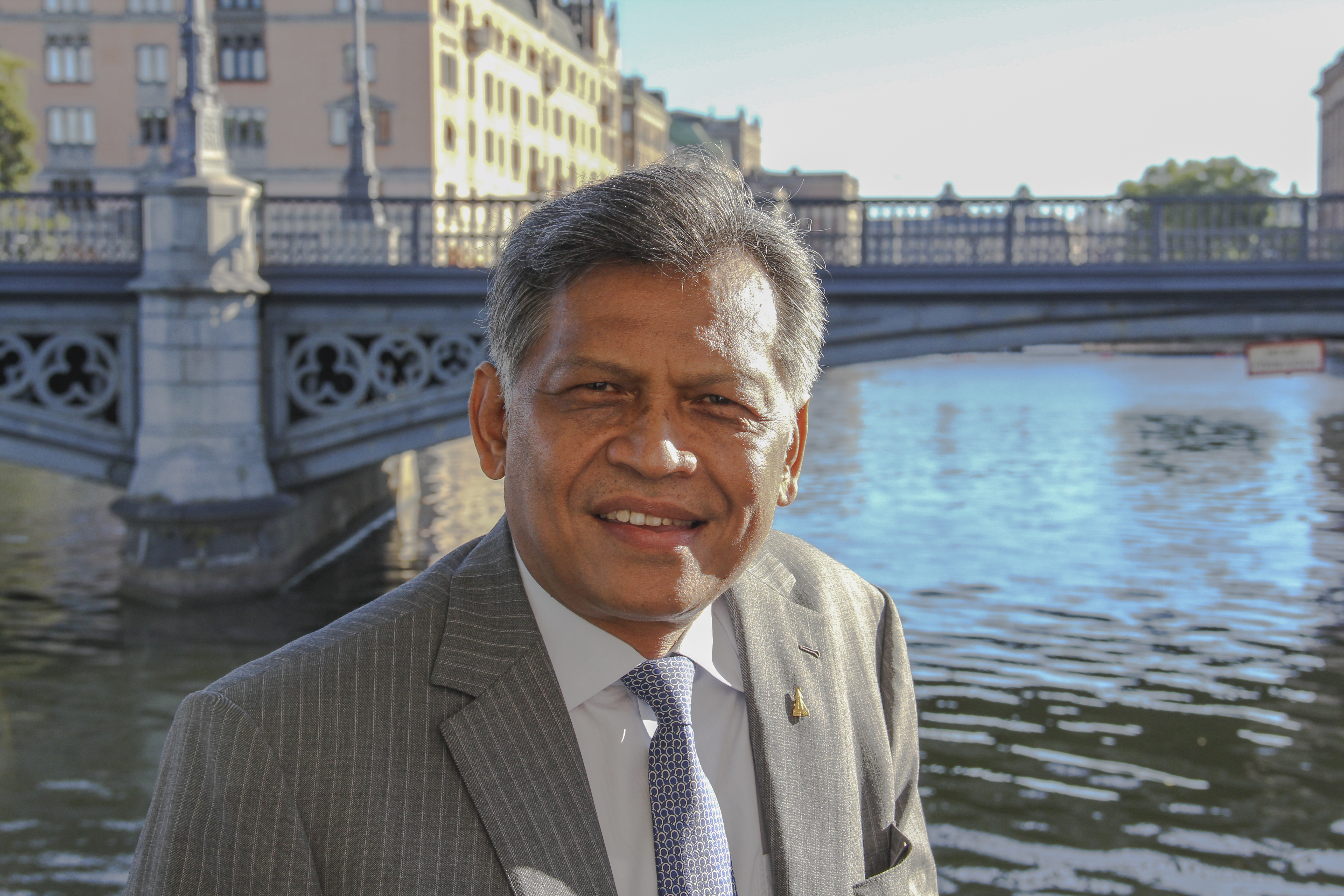 Surin Pitsuwan served as the Chair of International IDEA's Board of Advisers since 2014 and as a member of the Board since 2013.