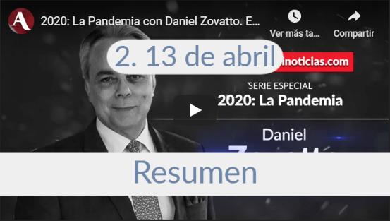 Mesa 2020: La Pandemia