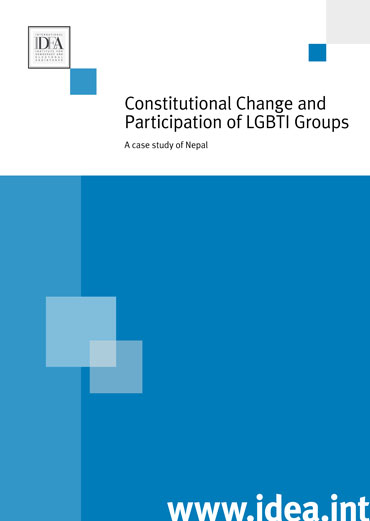 Constitutional Change and Participation of LGBTI Groups: A