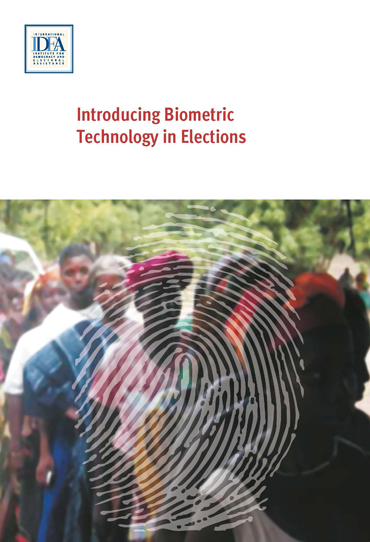 Introducing Biometric Technology in Elections