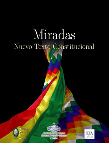 Miradas Nuevo Texto Constitucional International Idea