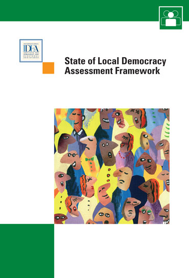 State Of Local Democracy Assessment Framework  International Idea
