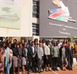 Archive photo: International IDEA - ECN joint activity. Photo credit: ECN Communications.