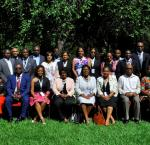 2018 New Commissioners' Orientation participants.