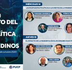 """Seminario """"Impacto del COVID-19 en la política de los países andinos"""""""