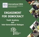 International IDEA will showcase its Youth Democracy Academy and Inter-generational Dialogue for Democracy initiatives at the European Development Days 2017 (EDD17), on 7 and 8 June 2017 in Tour & Taxis, Brussels.