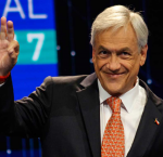 President Elect of Chile Sebastian Piñera. Photo Credit: Patricio Alarcón