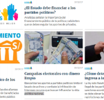 International IDEA has entered into a partnership with Radio Programas del Perú to develop a media campaign about Peru's electoral reform. The campaign is envisaged to have a positive impact in the municipal and regional elections next year.