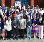Participants of the Second Melbourne Forum on Constitution Building in Asia and the Pacific. Photo credit: University of the Philippines Diliman