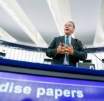 EU Paradise Papers debate, 14 November 2017. Photo Credit: © European Union 2017 - European Parliament