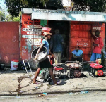 Los ciudadanos haitianos sufren las consecuencias de la crisis fiscal en el contexto de una economía ya muy vulnerable. Autor de la foto: Iolanda@flickr.