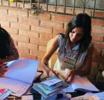 women as members of the polling stations during the General Elections in Paraguay