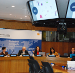 Launch of the report Political Participation of Refugees: Bridging the Gaps at the United Nations, New York, 17 May 2018.