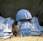 UN Peacekeeper Helmets Image: UN Photo
