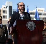 Luego de la aprobación de una legislación en la asamblea salvadoreña, el gobierno de Nayib Bukele podrá restringir derechos constitucionales a los ciudadanos. Crédito: Salvador Melendez/Associated Press