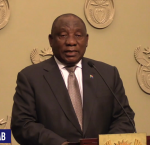 Cyril Ramaphosa, President of South Africa. Image credit: News24.