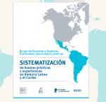 Portada de documento Sistematización de buenas prácticas y experiencias en América Latina y el Caribe