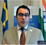 Dr Kevin Casas-Zamora, Secretary-General of International IDEA. Image credit: International IDEA.