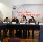 International IDEA's national office in Bolivia supports the process of plural and participatory dialogue for the reform of the Political Organization's Law of the Plurinational State of Bolivia. Photo credit: International IDEA