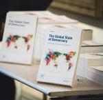 The Global State of Democracy. Image: International IDEA/Stuudio Huusmann