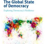 International IDEA's The Global State of Democracy publication cover