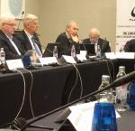 "International IDEA's Secretary-General speaks at the IX High Level Meeting on ""The European Peace: What is Recipe for a Strong Union for All?"" in Sarajevo"