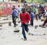 Election violence in Kenya
