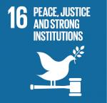 Global Goal 16, Peace, Justice and Strong Institutions