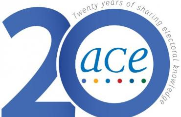 ACE 20: Celebrating twenty years of sharing electoral knowledge.