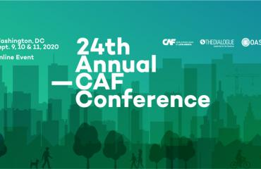 ONLINE EVENT: 24th Annual CAF Conference