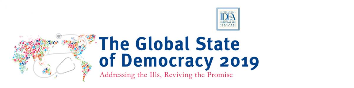 El estado de la democracia en el mundo 2019