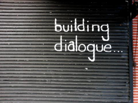 Building dialogue