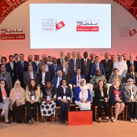 Several EMB' presidents, commissioners, and officials representing Algeria, the Comoros, Croatia, Jordan, Libya, Mauritania, Palestine and Somalia, and representatives of international organization such as IFES, Leagues of the Arab States.