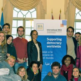 Erasmus+ group visit International IDEA